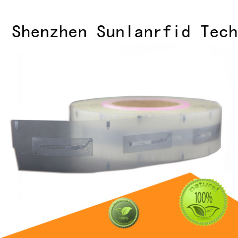 Top rfid inlay label manufacturers wholesale for hologram