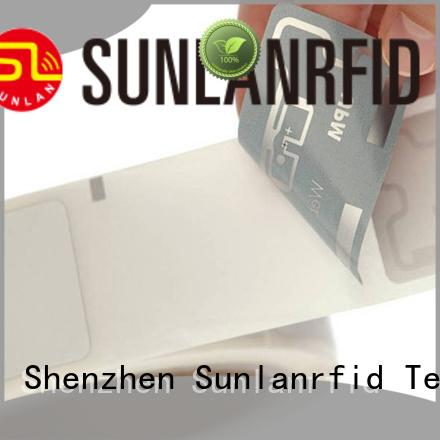 wet inlay rfid tag uhf wet Warranty Sunlanrfid