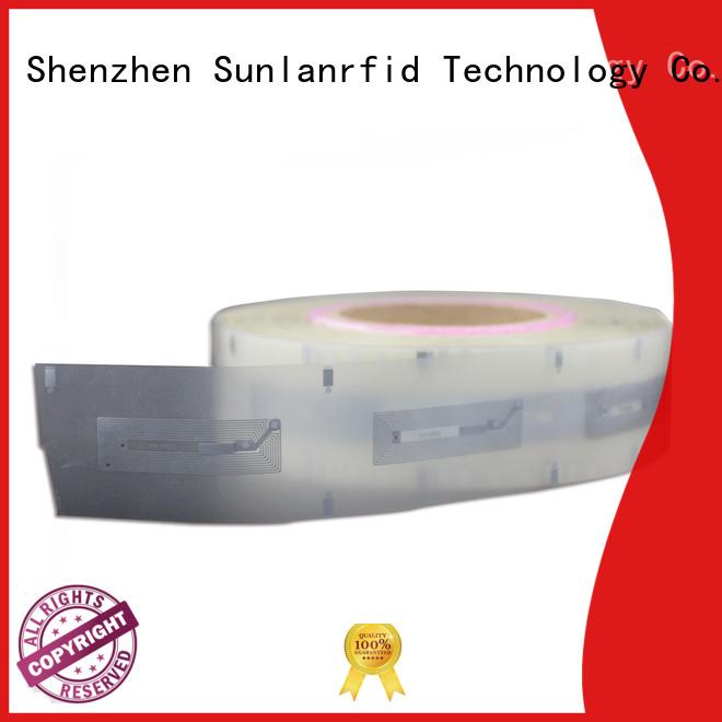 Sunlanrfid custom rfid inlay label manufacturers for hologram