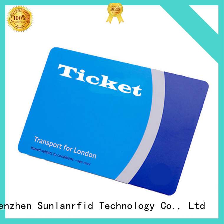 hot sale transit card mifare supplier for parking