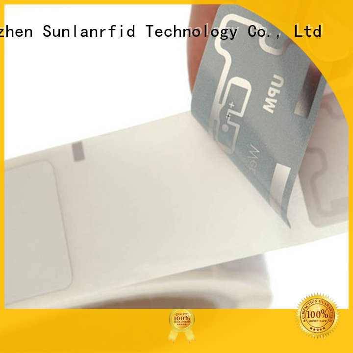 Sunlanrfid wet rfid suppliers uhf for retail management
