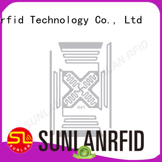Sunlanrfid custom rfid inlay manufacturers writer for transparent