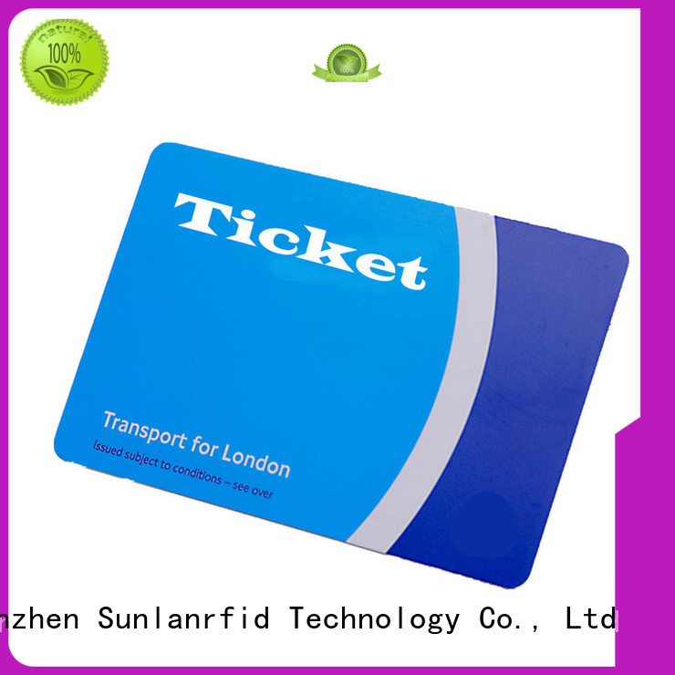 online ticket smart card or series for daily life