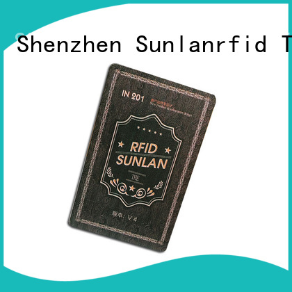 Sunlanrfid card car parking 1 for business for daily life