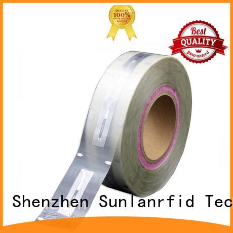 Sunlanrfid custom rfid manufacturers manufacturers for transparent