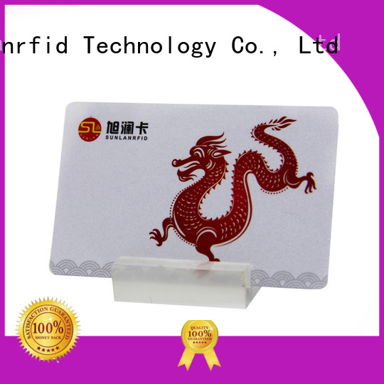 Sunlanrfid card best prepaid cards price for parking