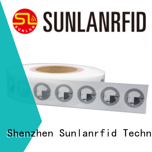 Sunlanrfid Top chip inlay company for daily life