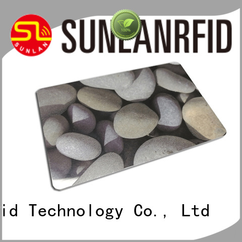 monze aln9762 car parking card Sunlanrfid manufacture