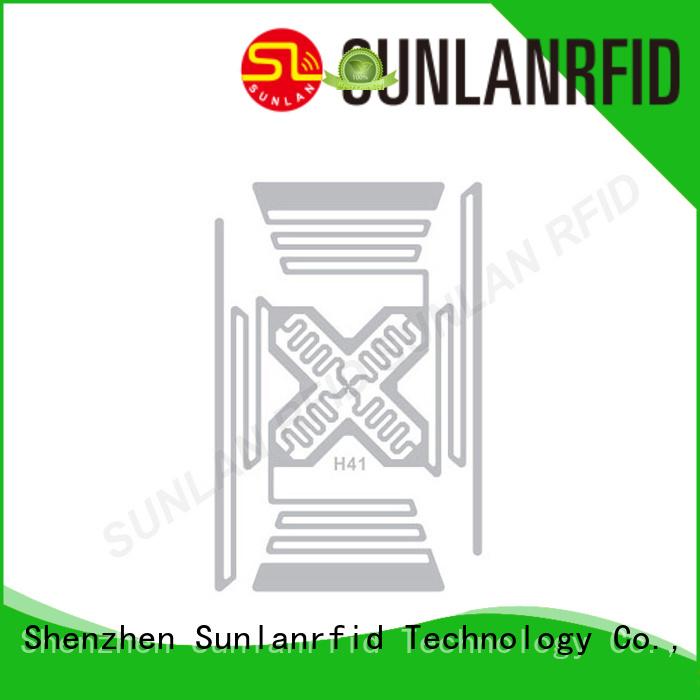 Sunlanrfid Brand inlay dry uhf custom inlay stickers uhf