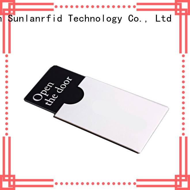 Sunlanrfid hotel key card system price series for hotel
