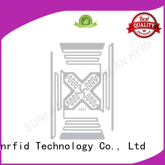 custom inlay sticker dry for QR code
