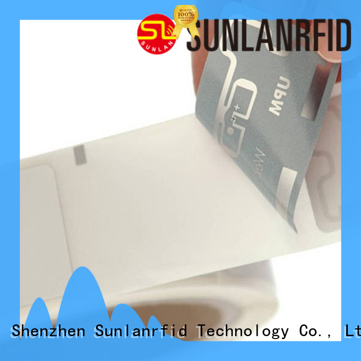 Sunlanrfid tag rfid china company for logistics