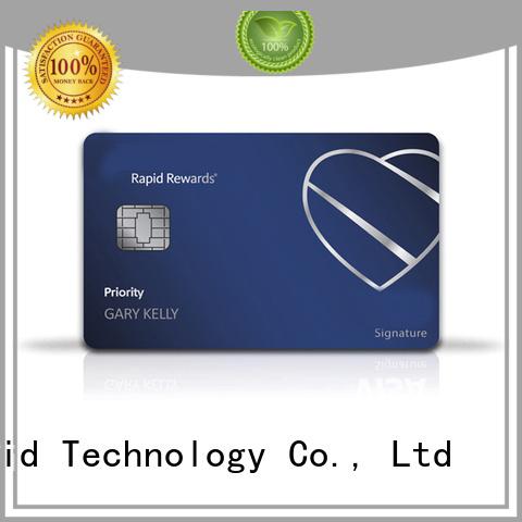 Hot prepaid card prepaid Sunlanrfid Brand