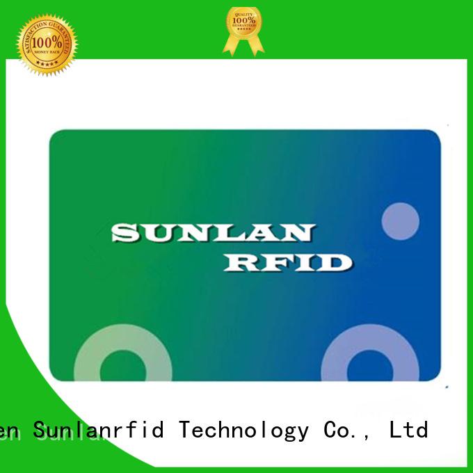 Hot prepaid scratch card nano Sunlanrfid Brand