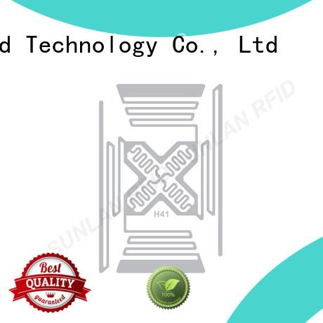 Wholesale inlay custom inlay stickers dry Sunlanrfid Brand