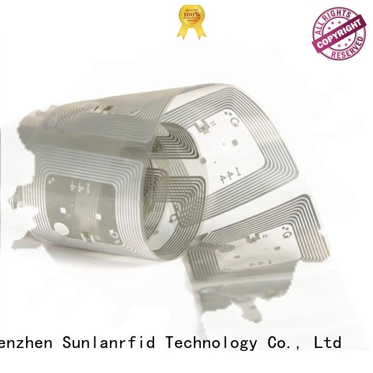 Wholesale inlay uhf uhf dry inlay Sunlanrfid Brand