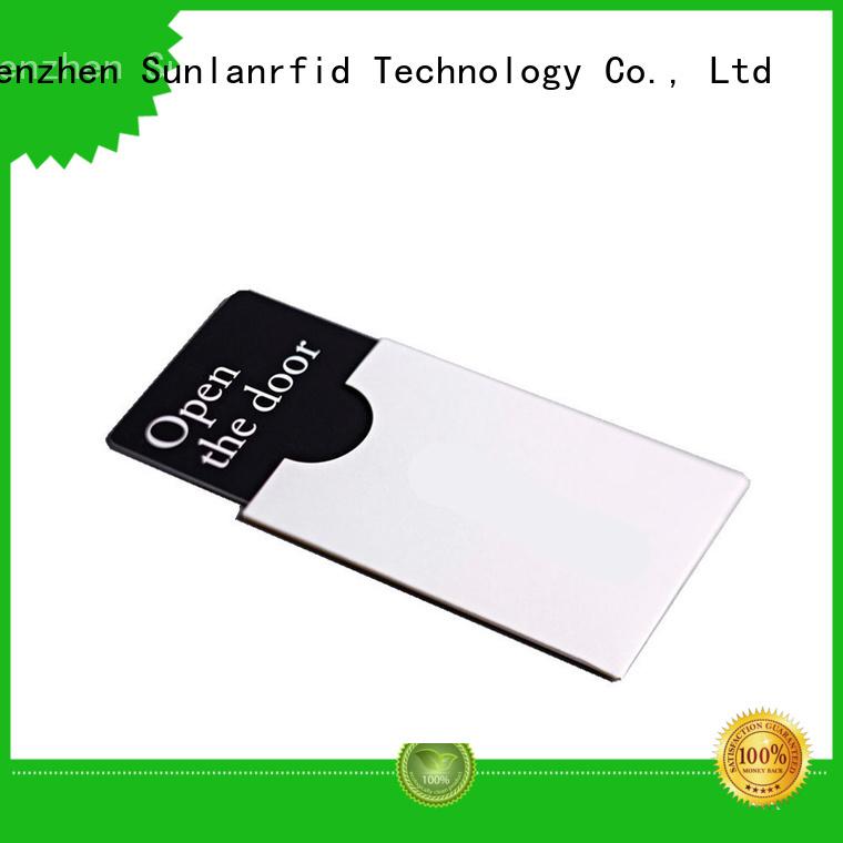 Sunlanrfid classic key card series for opening door