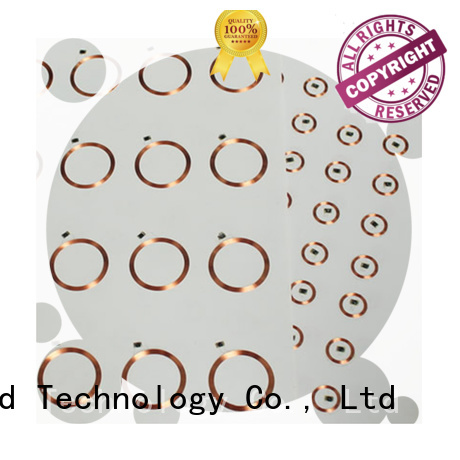 Sunlanrfid Brand id chip inlay round factory