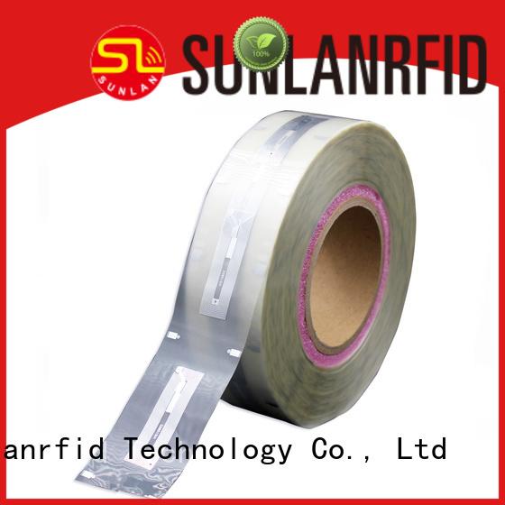 Sunlanrfid system uhf dry inlay for hologram