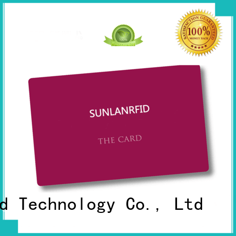 alien parking Sunlanrfid Brand parking card