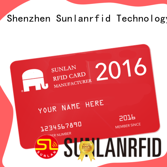 durable prepaid currency card series for parking Sunlanrfid