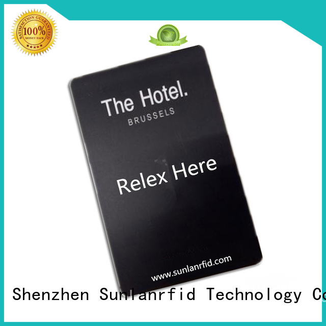 plus mifare® 4k room key card chip Sunlanrfid Brand