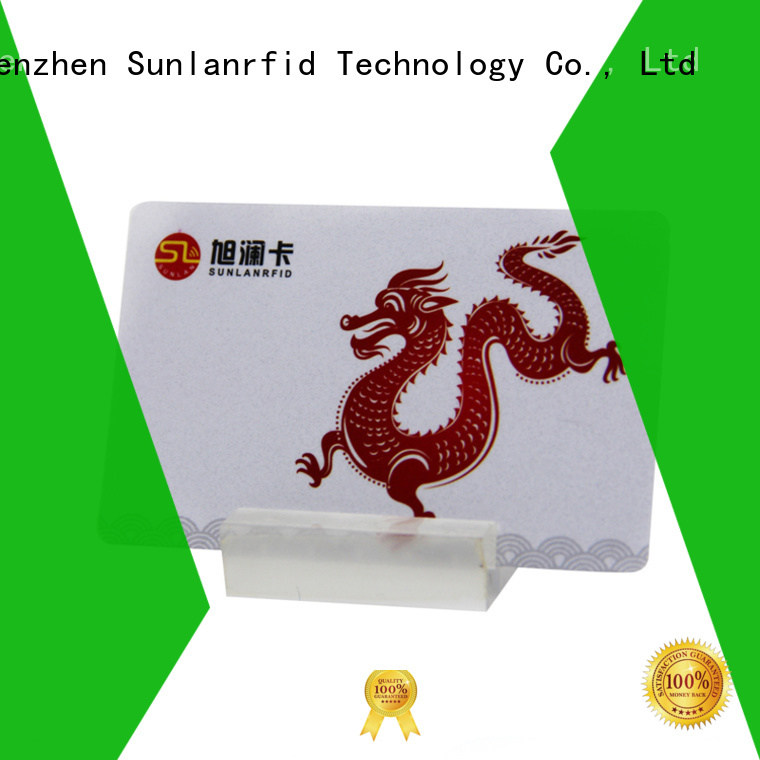 durable prepaid money cards card production for access control